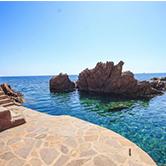 Tous vos projets de vente, achat ou location en Corse du Sud accompagnés par l'agence immobilière I caseddi